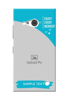 Nokia 730 enjoy every moment Design