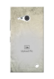 Nokia 730 vintage backdrop Design Design
