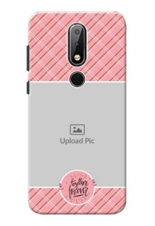 Nokia X6 Mobile Covers Online: Together Forever Design