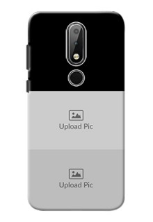 Nokia X6 301 Images on Phone Cover
