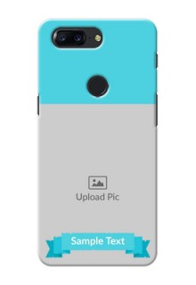 One Plus 5T Simple Mobile Back Cover Design