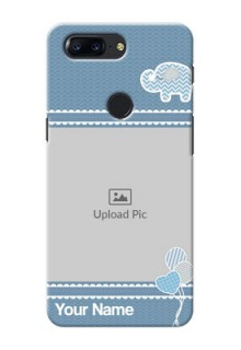 One Plus 5T kids design icons with  simple pattern Design Design