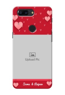 One Plus 5T valentines day couple Design