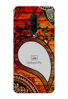 OnePlus 7 Pro custom mobile cases: Abstract Colorful Design