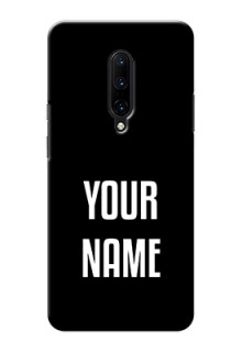 One Plus 7 Pro Your Name on Phone Case