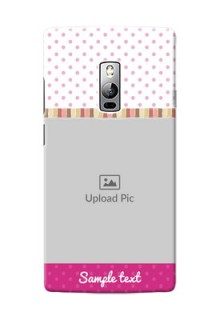 OnePlus 2 Cute Mobile Case Design