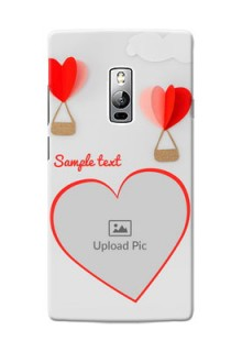 OnePlus 2 Love Abstract Mobile Case Design