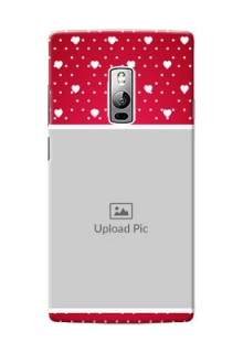OnePlus 2 Beautiful Hearts Mobile Case Design