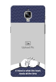 OnePlus 3T best friends design Design Design