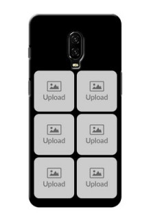 Oneplus 6T mobile phone cases: Multiple Pictures Design