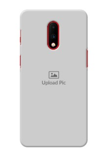 Oneplus 7 Custom Mobile Cover: Upload Full Picture Design