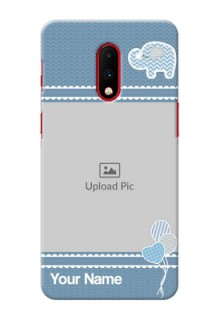 Oneplus 7 Custom Phone Covers with Kids Pattern Design
