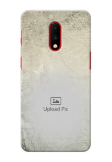 Oneplus 7 custom mobile back covers with vintage design