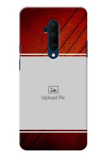 Oneplus 7T Pro Back Covers: Leather Phone Case Design