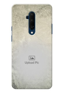 Oneplus 7T Pro custom mobile back covers with vintage design