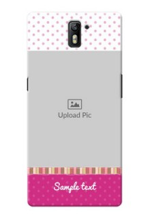 OnePlus One Cute Mobile Case Design