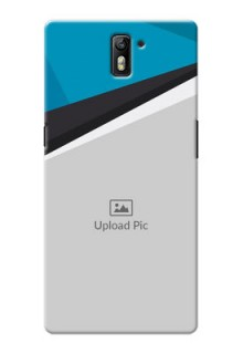 OnePlus One Simple Pattern Mobile Cover Upload Design