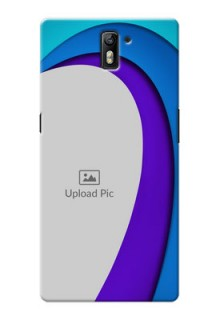 OnePlus One Simple Pattern Mobile Case Design