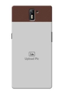 OnePlus One Elegant Mobile Back Cover Design