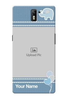 OnePlus One kids design icons with  simple pattern Design Design