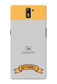 OnePlus One my family Design