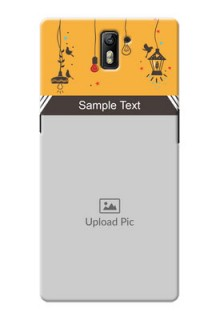 OnePlus One my family design with hanging icons Design Design