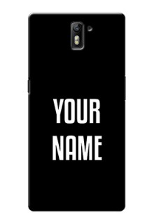 Oneplus One Your Name on Phone Case