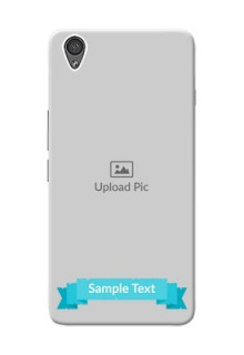 OnePlus X Simple Mobile Back Cover Design