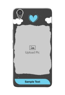 OnePlus X splashes backdrop with love doodles Design