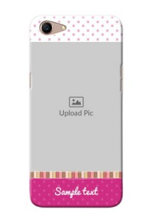 Oppo A1 custom mobile cases: Cute Girls Cover Design