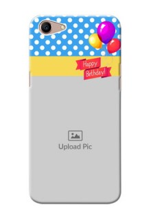 Oppo A1 custom mobile back covers: Happy Birthday Design