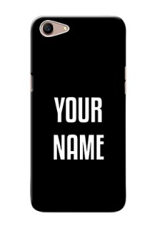 Oppo A1 Your Name on Phone Case