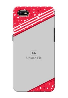 Oppo A1K Custom Mobile Covers:  Valentines Gift Design
