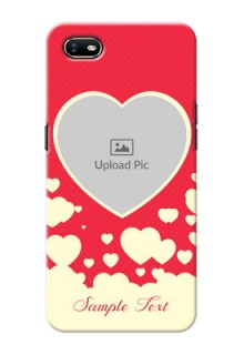 Oppo A1K Phone Cases: Love Symbols Phone Cover Design