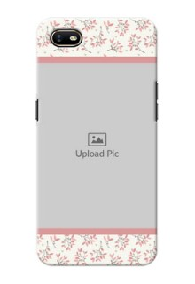 Oppo A1K Back Covers: Premium Floral Design