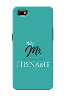 Oppo A1K Custom Phone Case Mr with Name