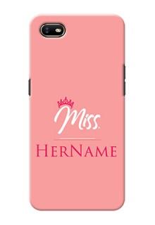 Oppo A1K Custom Phone Case Mrs with Name