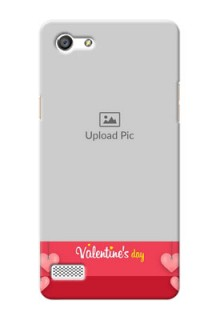 Oppo A33 valentines day couple Design