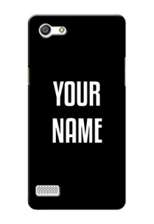 Oppo A33 Your Name on Phone Case