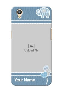 Oppo A37 kids design icons with  simple pattern Design Design