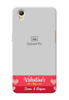 Oppo A37 valentines day couple Design