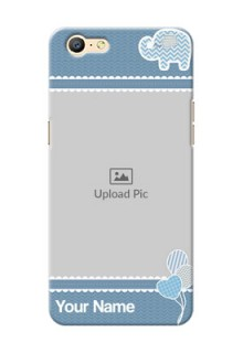 Oppo A39 kids design icons with  simple pattern Design Design