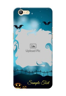 Oppo A39 halloween design with designer frame Design