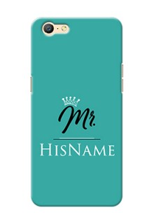 Oppo A39 Custom Phone Case Mr with Name
