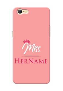Oppo A39 Custom Phone Case Mrs with Name
