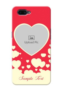 OPPO A3s Phone Cases: Love Symbols Phone Cover Design