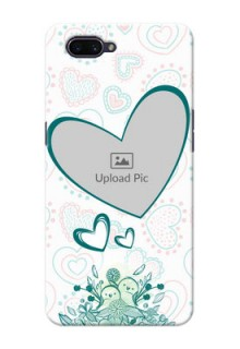 OPPO A3s Personalized Mobile Cases: Premium Couple Design