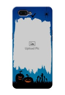 OPPO A3s mobile cases online with pro Halloween design