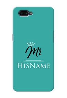 Oppo A3S Custom Phone Case Mr with Name