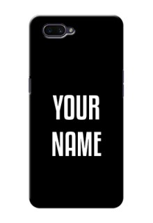 Oppo A3S Your Name on Phone Case